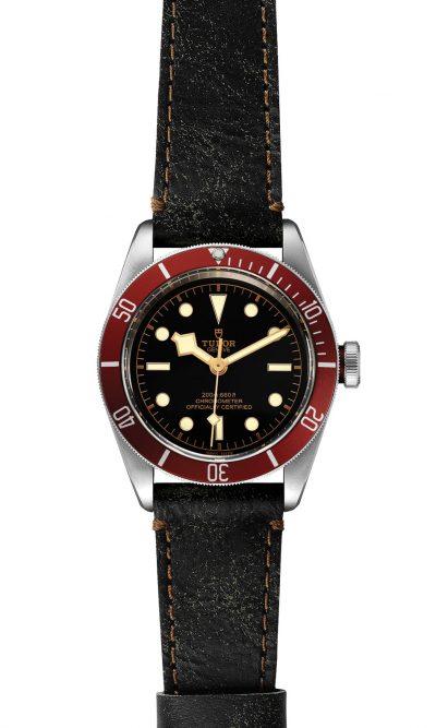 Black Bay Red